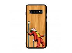 Coque Samsung Galaxy S10 Plus Joker Bois Bamboo
