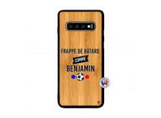 Coque Samsung Galaxy S10 Frappe De Batard Comme Benjamin Bois Bamboo