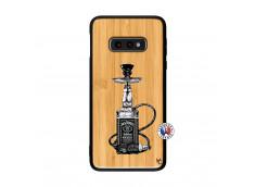 Coque Samsung Galaxy S10e Jack Hookah Bois Bamboo