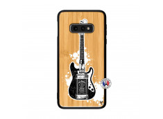 Coque Samsung Galaxy S10e Jack Let's Play Together Bois Bamboo