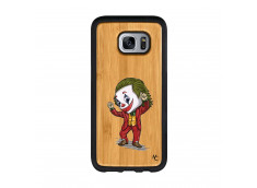 Coque Samsung Galaxy S7 Edge Joker Dance Bois Bamboo