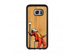 Coque Samsung Galaxy S7 Edge Joker Bois Bamboo