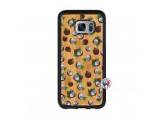 Coque Samsung Galaxy S7 Coco Bois Bamboo