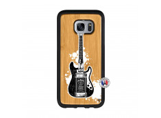 Coque Samsung Galaxy S7 Jack Let's Play Together Bois Bamboo
