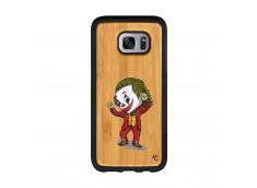 Coque Samsung Galaxy S7 Joker Dance Bois Bamboo