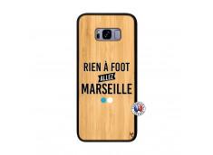 Coque Samsung Galaxy S8 Plus Rien A Foot Allez Marseille Rien A Foot Allez Marseille