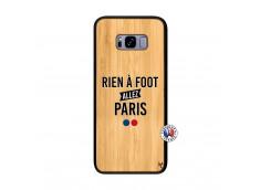 Coque Samsung Galaxy S8 Plus Rien A Foot Allez Paris Rien A Foot Allez Paris