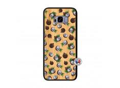 Coque Samsung Galaxy S8 Plus Coco Bois Bamboo