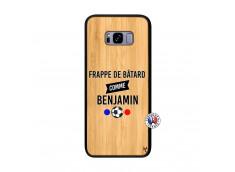 Coque Samsung Galaxy S8 Plus Frappe De Batard Comme Benjamin Bois Bamboo