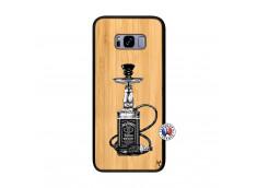 Coque Samsung Galaxy S8 Plus Jack Hookah Bois Bamboo