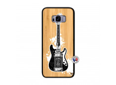 Coque Samsung Galaxy S8 Plus Jack Let's Play Together Bois Bamboo