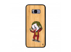 Coque Samsung Galaxy S8 Plus Joker Dance Bois Bamboo