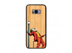 Coque Samsung Galaxy S8 Plus Joker Bois Bamboo
