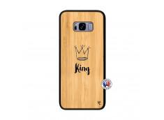 Coque Samsung Galaxy S8 Plus King Bois Bamboo