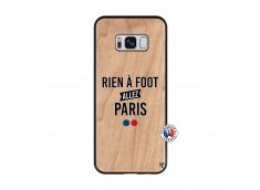 Coque Samsung Galaxy S8 Rien A Foot Allez Paris Rien A Foot Allez Paris