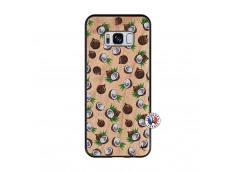 Coque Samsung Galaxy S8 Coco Bois Bamboo