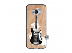 Coque Samsung Galaxy S8 Jack Let's Play Together Bois Bamboo