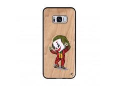 Coque Samsung Galaxy S8 Joker Dance Bois Bamboo