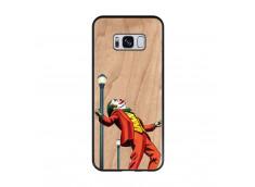 Coque Samsung Galaxy S8 Joker Bois Bamboo