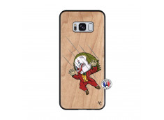 Coque Samsung Galaxy S8 Joker Impact Bois Bamboo
