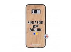 Coque Samsung Galaxy S8 Rien A Foot Allez Sochaux Bois Bamboo