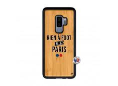 Coque Samsung Galaxy S9 Plus Rien A Foot Allez Paris Rien A Foot Allez Paris