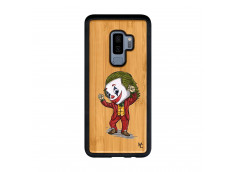 Coque Samsung Galaxy S9 Plus Joker Dance Bois Bamboo