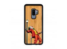 Coque Samsung Galaxy S9 Plus Joker Bois Bamboo