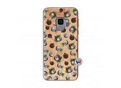Coque Samsung Galaxy S9 Coco Bois Bamboo