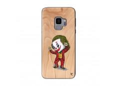 Coque Samsung Galaxy S9 Joker Dance Bois Bamboo