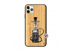 Coque iPhone 11 PRO MAX Jack Hookah Bois Bamboo