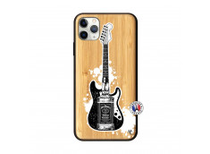 Coque iPhone 11 PRO MAX Jack Let's Play Together Bois Bamboo