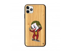 Coque iPhone 11 PRO MAX Joker Dance Bois Bamboo