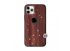 Coque iPhone 11 PRO Astro Boy Bois Walnut