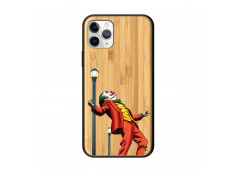 Coque iPhone 11 PRO Joker Bois Bamboo