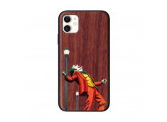 Coque iPhone 11 Joker Bois Walnut