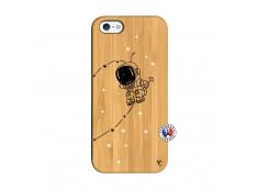 Coque iPhone 5/5S/SE Astro Boy Bois Bamboo