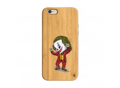 Coque iPhone 6/6S Joker Dance Bois Bamboo
