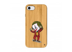 Coque iPhone 7/8 Joker Dance Bois Bamboo