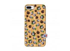 Coque iPhone 7Plus/8Plus Coco Bois Bamboo
