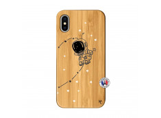 Coque iPhone X/XS Astro Boy Bois Bamboo