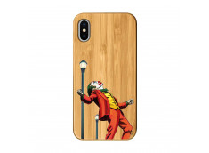 Coque iPhone X/XS Joker Bois Bamboo