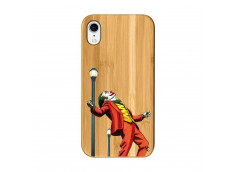 Coque iPhone XR Joker Bois Bamboo