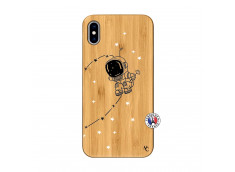 Coque iPhone XS MAX Astro Boy Bois Bamboo