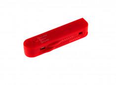 Adaptateur de câbles-Rouge