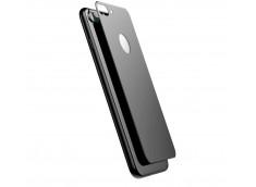 Verre Trempé Arrière iPhone 8-Noir