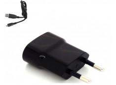 Chargeur secteur d'origine BlackBerry entrée USB +Câble data micro USB