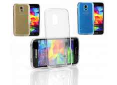Coque Samsung Galaxy S5 mini Clear Flex