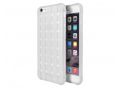 Coque iPhone 7 Flex Clear Square