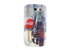 Coque Samsung Galaxy S3 Coca-Cola Frozen Bottle